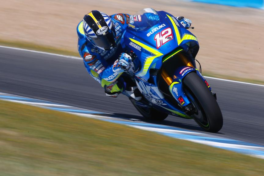 Takuya Tsuda, Team Suzuki Ecstar, Jerez MotoGP™ Official Test