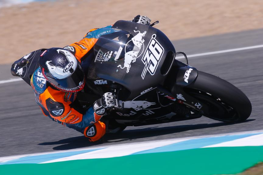 Mika Kallio, Red Bull KTM Factory Racing, Jerez MotoGP™ Official Test