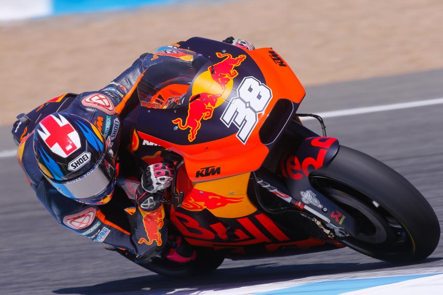 Bradley Smith, Red Bull KTM Factory Racing, Jerez MotoGP™ Official Test