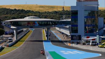Jerez MotoGP? Official Test