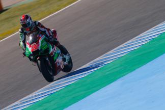 Sam Lowes, Aprilia Racing Team Gresini, Jerez MotoGP™ Official Test