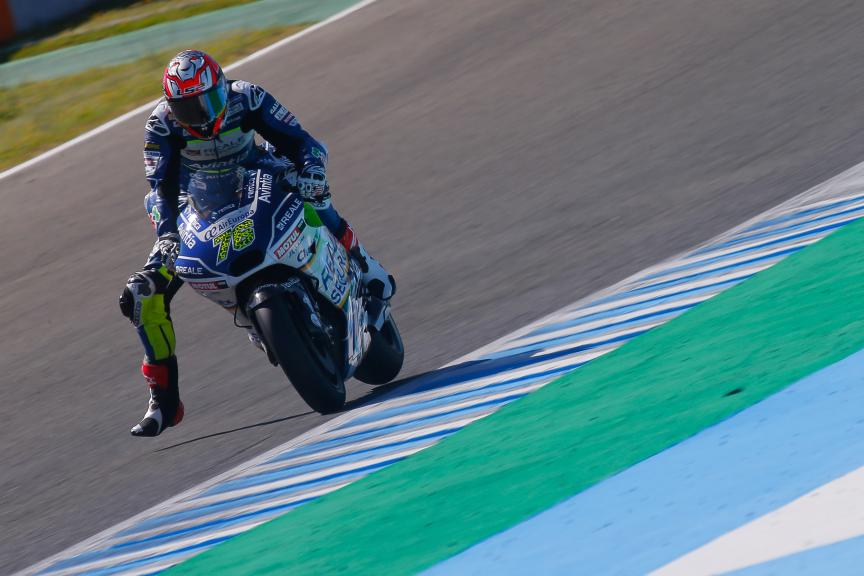 Loris Baz, Avintia Racing, Jerez MotoGP™ Official Test
