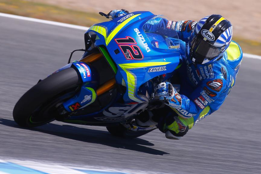 Jerez MotoGP™ Official Test