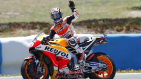 Pedrosa took a dominant victory and talks to Matt Birt about his the strategy he used for the #SpanishGP and his thoughts for Le Mans