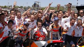 Jerez was supossed to be a Yamaha circuit, but Dani Pedrosa and Marc Marquez demonstrated that MotoGP™ is unpredictable