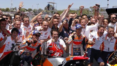 After The Flag #4 : Honda renverse la tendance à Jerez