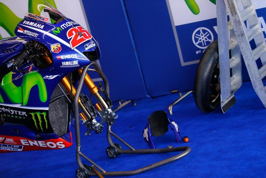Maverick Vinales, Movistar Yamaha MotoGP, Jerez MotoGP™ Official Test