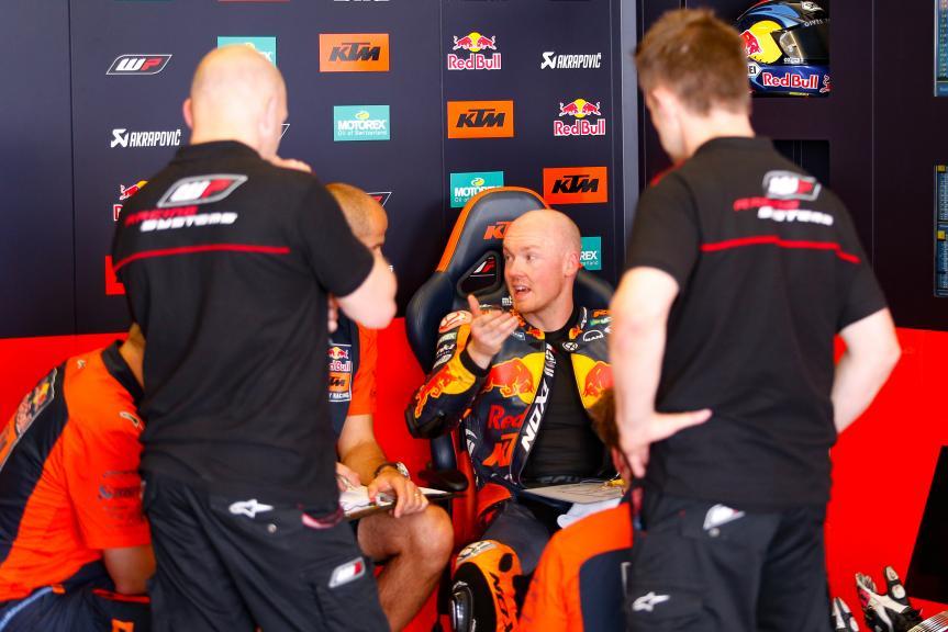 Bradley Smith, Red Bull KTM Factory Racing, Jerez MotoGP™ Official Test