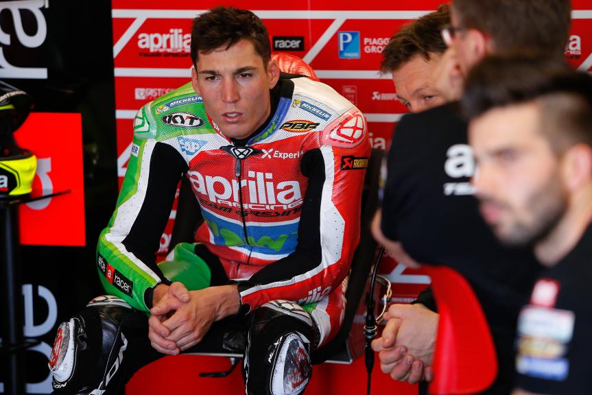 Aleix Espargaro, Aprilia Racing Team Gresini, Jerez MotoGP™ Official Test