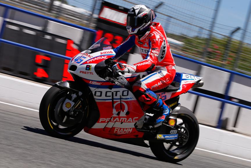 Scott Redding, Octo Pramac Racing, Jerez MotoGP™ Official Test