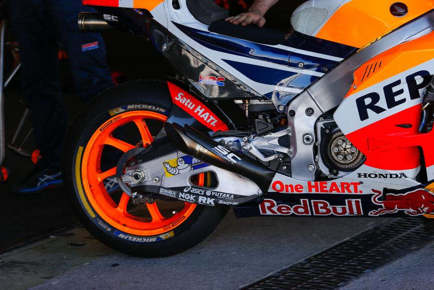 Marc Marquez, Repsol Honda Team, Jerez MotoGP™ Official Test