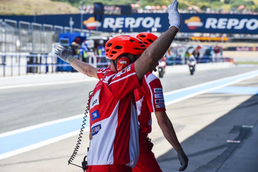 Ducati Team, Gran Premio Red Bull de España