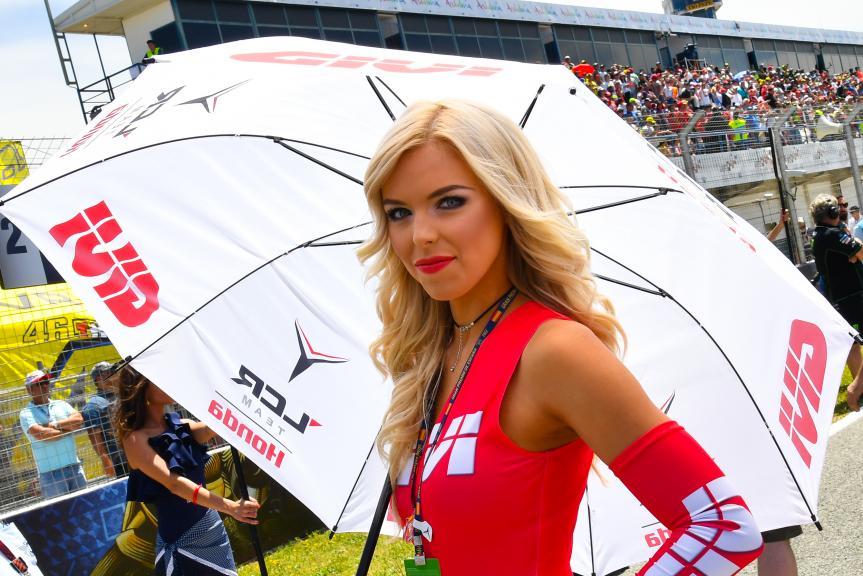 Paddock Girls, Gran Premio Red Bull de España