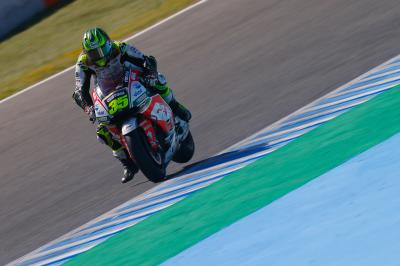"Crutchlow: ""We're happy with what we've done"""