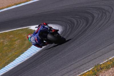 "Viñales: ""The new chassis works quite well"""