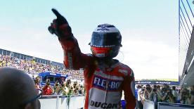 Jerez was a milestone for Jorge Lorenzo as he celebrated 15 years in the World Championship, his 30th birthday and a podium with Ducati