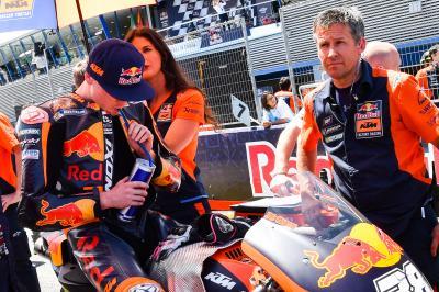 Las KTM dan otro paso en Jerez