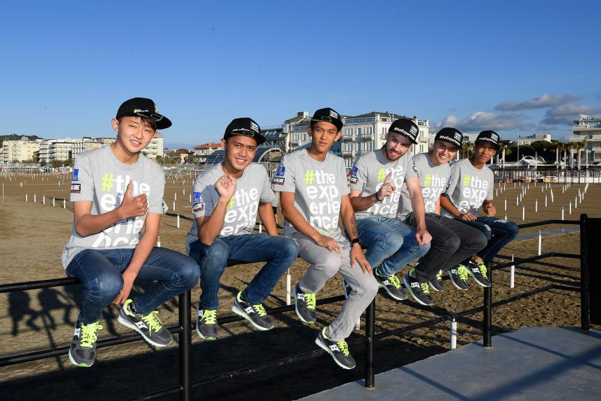 Movistar Yamaha Motogp, Third Master Camp
