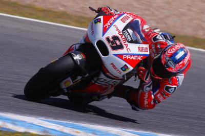 "Petrucci: ""It was a great race!"""
