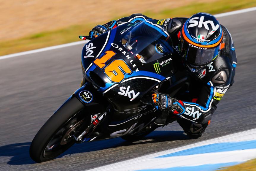 Andrea Migno, Sky Racing Team VR46, Gran Premio Red Bull de España