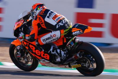 Bassani e il suo inizio in MotoGP™