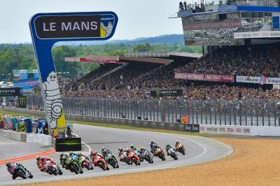 Michelin bereit für Heimrunde in Frankreich