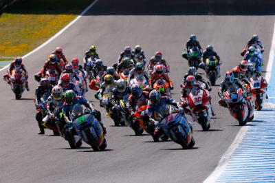 #StatAttack: Moto2™ lift off for Le Mans
