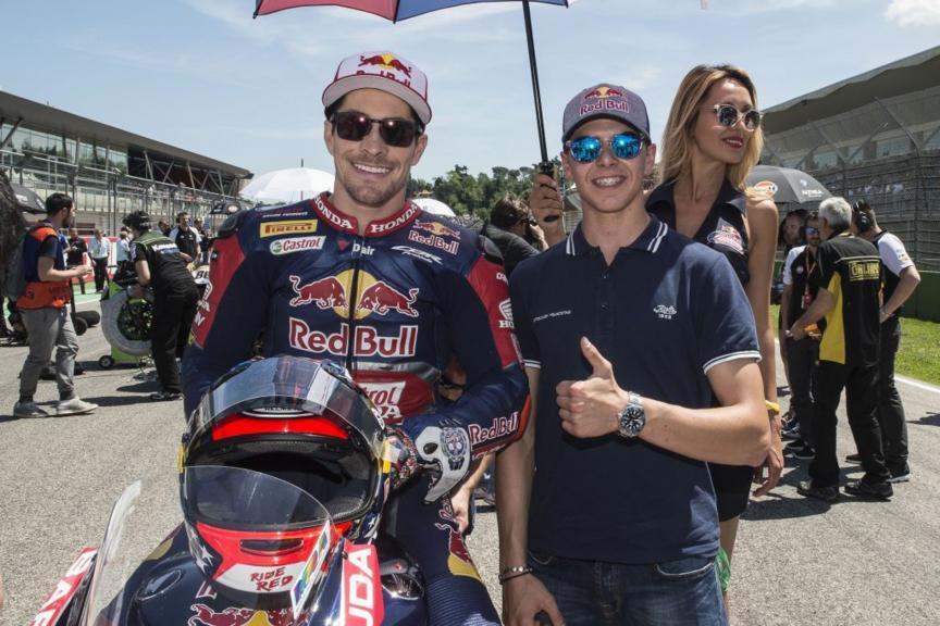 Fabio Di Giannantonio, Del Conca Gresini Moto3