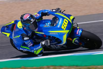 "Guintoli: ""The test in Jerez was very positive for me"""