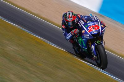 """Viñales: """"Le Mans is a good track for us"""""""