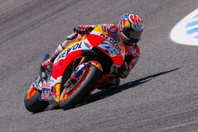 Pedrosa: «Nous arrivons au Mans dans un bon état d'esprit»