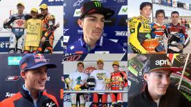 Il campionato di velocità spagnolo è stato l'avvio delle carriere di molti piloti, poi di successo in MotoGP™