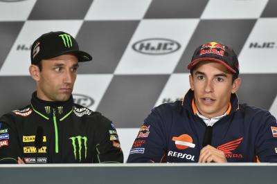 MotoGP, la conferenza stampa del GP di Francia