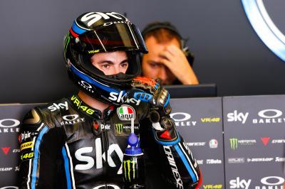 Sky Team VR46, a Le Mans un altro passo in avanti