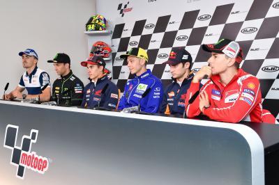 第5戦フランスGP~プレスカンファレンス
