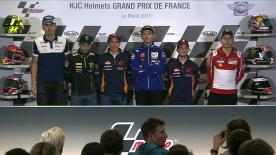 Everything you need to know from the official opening press conference at the #FrenchGP.