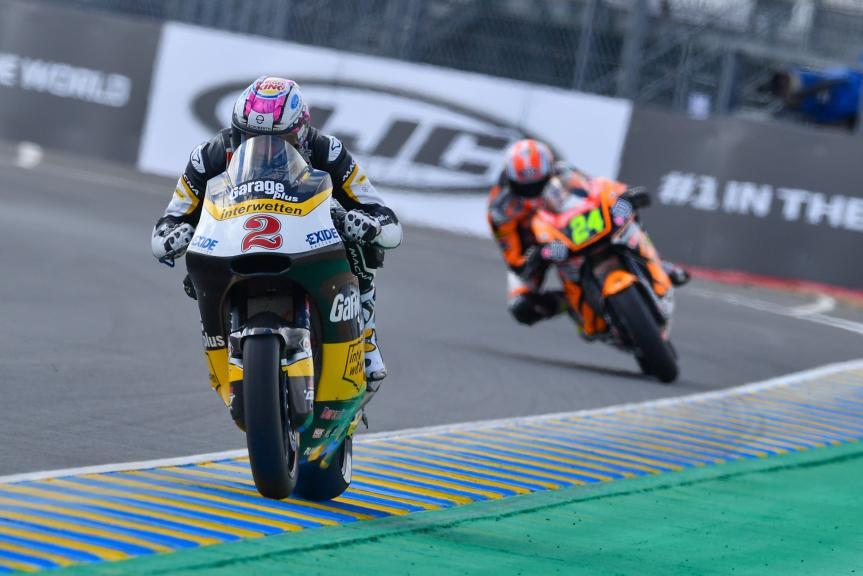 Jesko Raffin, Garage Plus Interwetten, HJC Helmets Grand Prix de France