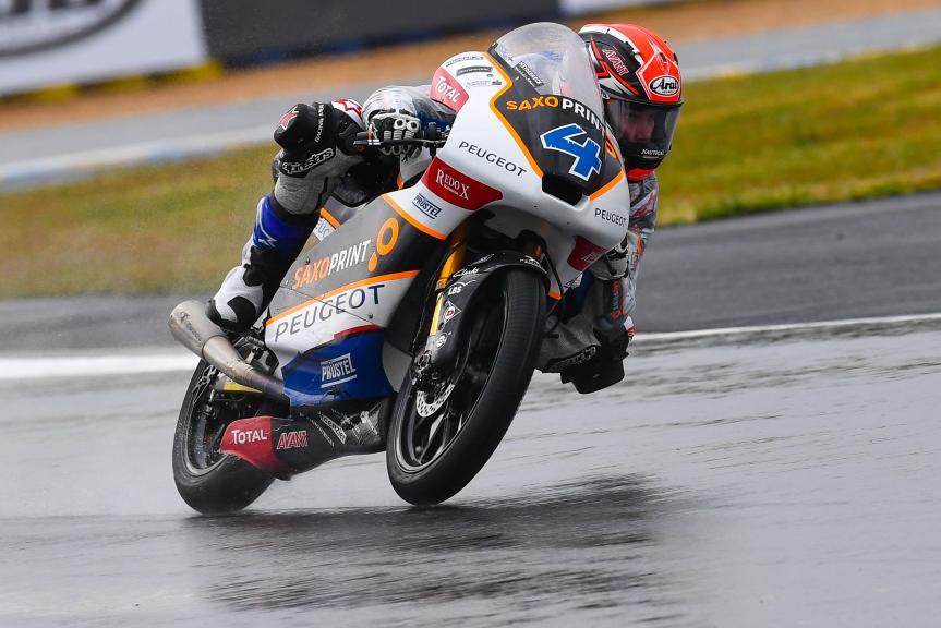 Patrik Pulkkinen, Peugeot MC Saxoprint, HJC Helmets Grand Prix de France