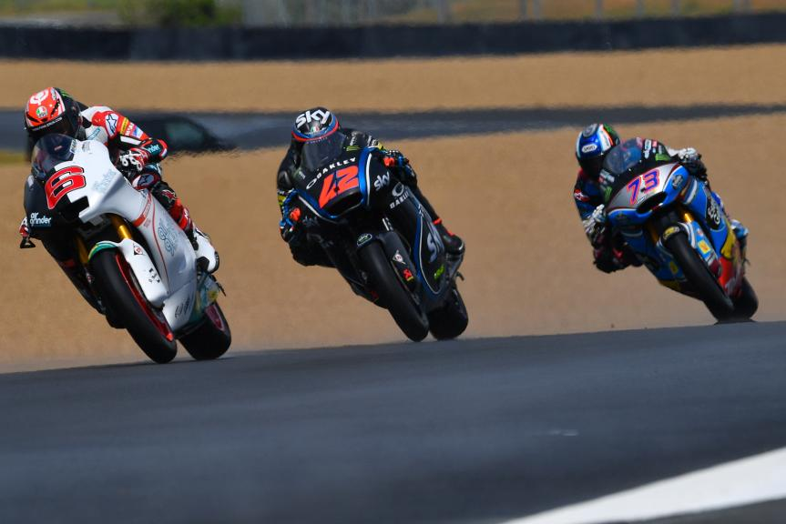 Moto2, JC Helmets Grand Prix de France
