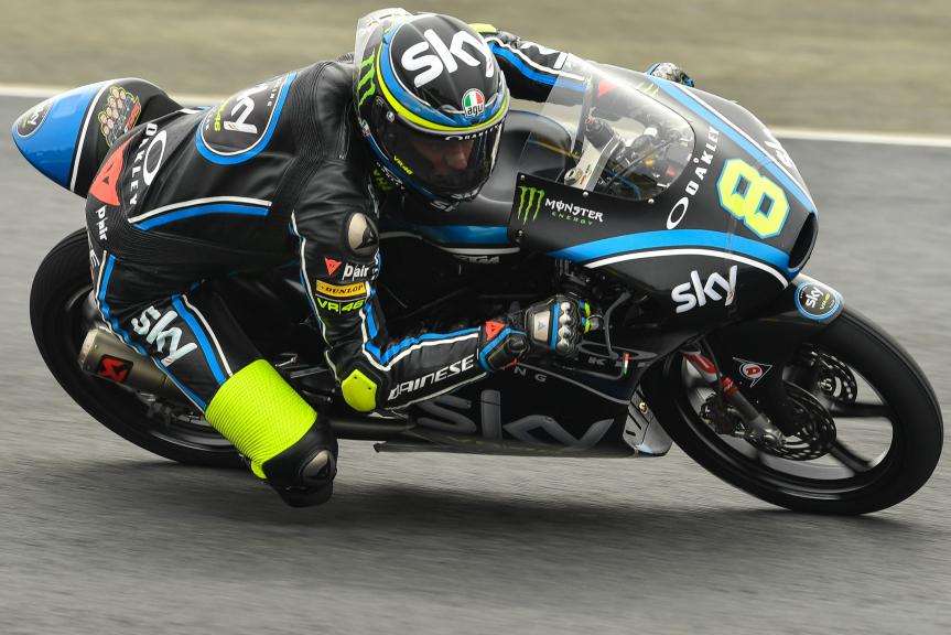 Nicolo Bulega, Sky Racing Team VR46, HJC Helmets Grand Prix de France