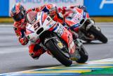 Danilo Petrucci, Octo Pramac Racing, HJC Helmets Grand Prix de France