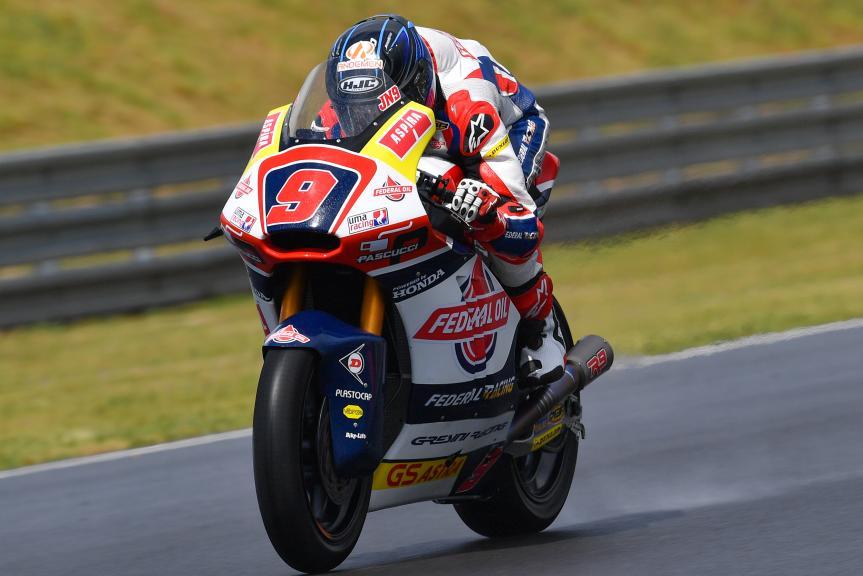 Jorge Navarro, Federal Oil Gresini Moto2, HJC Helmets Grand Prix de France