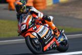 Luca Marini, Forward Racing Team, HJC Helmets Grand Prix de France