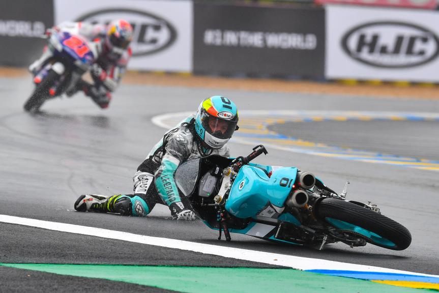 Livio Loi, Leopard Racing, HJC Helmets Grand Prix de France