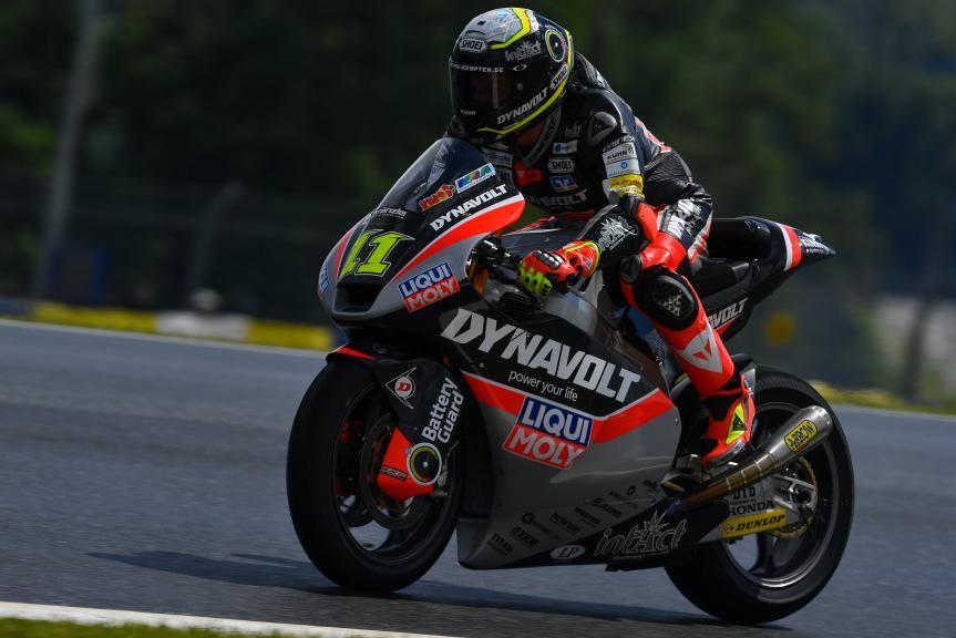 Sandro Cortese, Dynavolt Intact GP, HJC Helmets Grand Prix de France