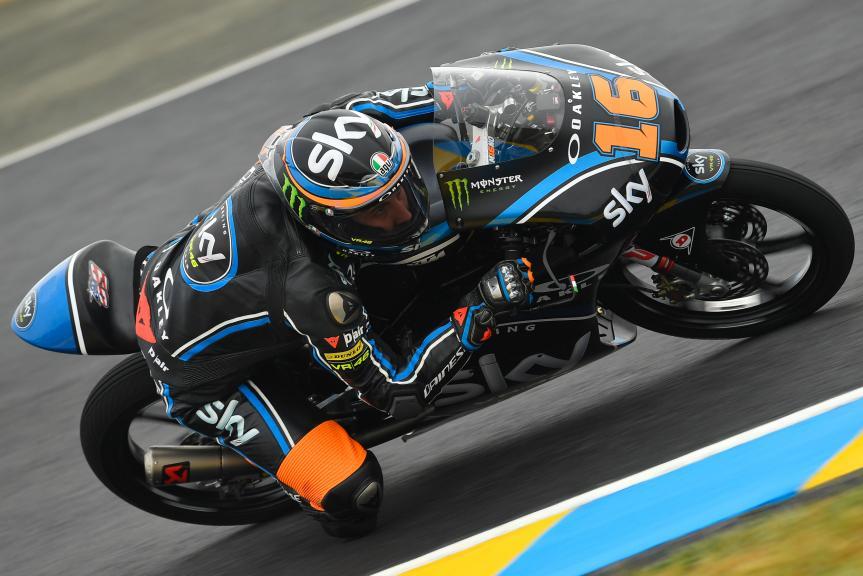 Andrea Migno, Sky Racing Team VR46, HJC Helmets Grand Prix de France