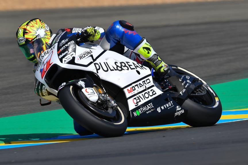 Karel Abraham, Pull&Bear Aspar Team, HJC Helmets Grand Prix de France