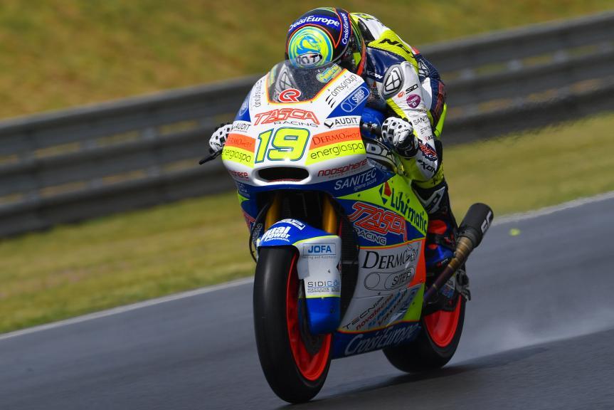 Xavier Simeon, Tasca Racing Scuderia Moto2, HJC Helmets Grand Prix de France