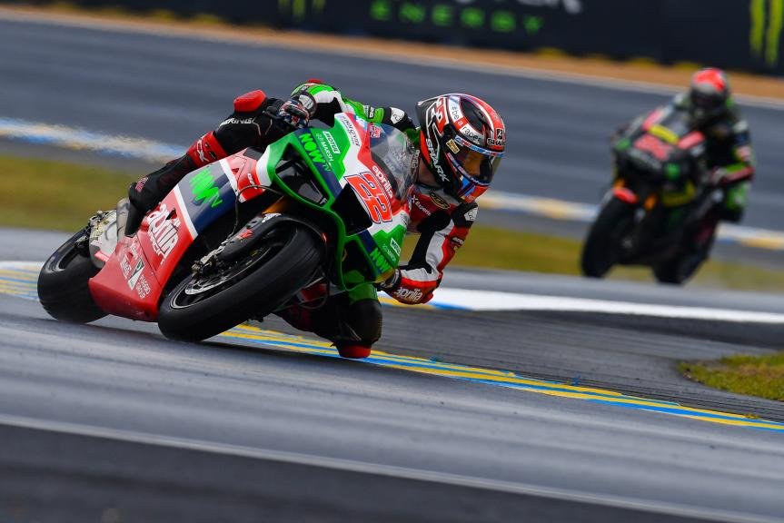 Sam Lowes, Aprilia Racing Team Gresini, HJC Helmets Grand Prix de France