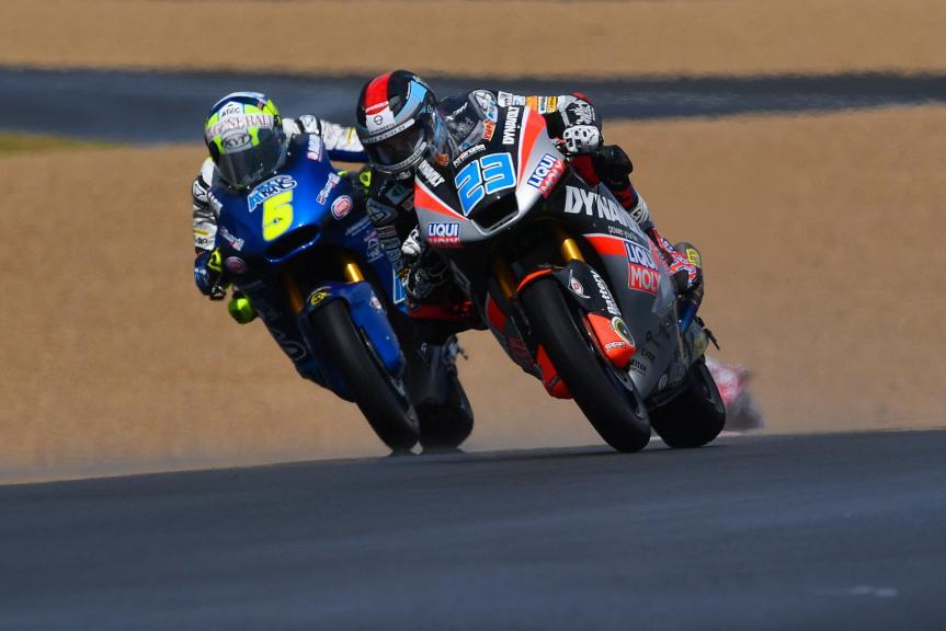 Marcel Schrotter, Andrea Locatelli,  HJC Helmets Grand Prix de France